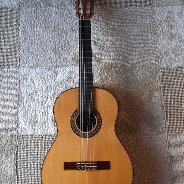 Violão giannini clássico gwnc3 1988 hand made