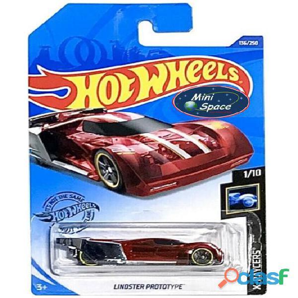 Hot Wheels 2020 Lindster Prototype 1/64 3