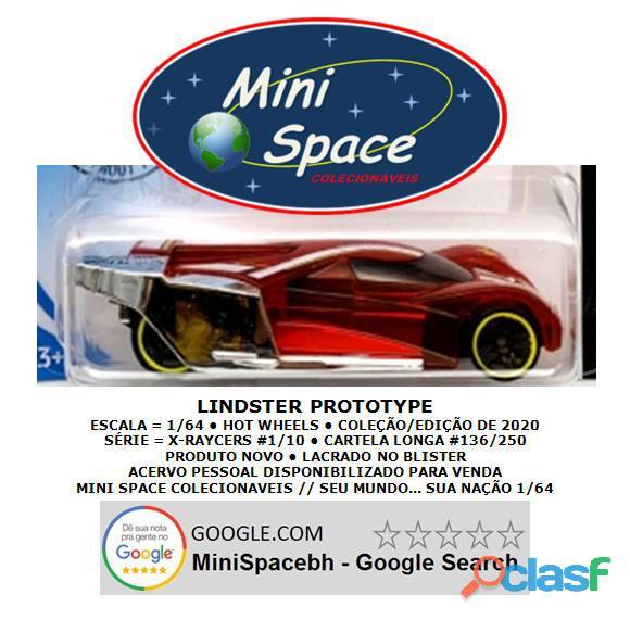 Hot Wheels 2020 Lindster Prototype 1/64 2