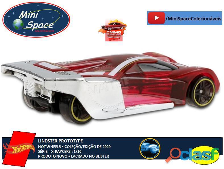 Hot Wheels 2020 Lindster Prototype 1/64 1
