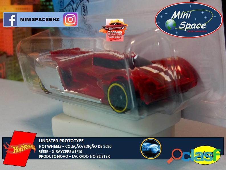 Hot Wheels 2020 Lindster Prototype 1/64 9
