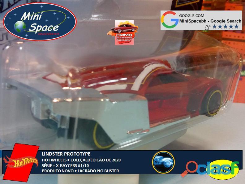 Hot Wheels 2020 Lindster Prototype 1/64 8