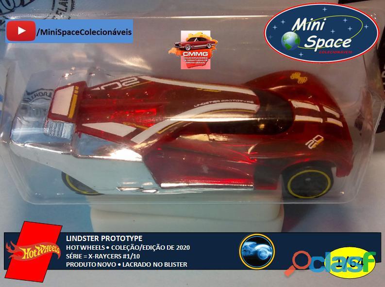Hot Wheels 2020 Lindster Prototype 1/64 7