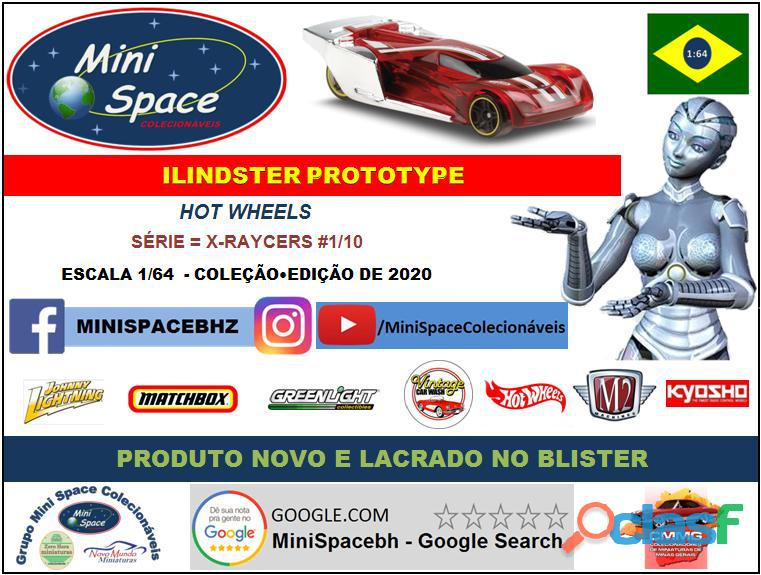 Hot Wheels 2020 Lindster Prototype 1/64 5