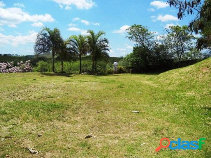 Terreno com 1.624,10m² - condomínio colinas do ermitage