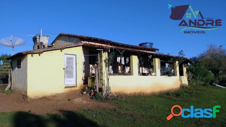 Sitio, 5 alqueires, na região de Piraju/SP 1