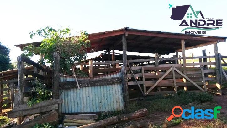 Sitio, 5 alqueires, na região de Piraju/SP 3