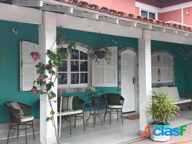 Casa colonial alto padrão - venda - são pedro da aldeia - rj - balneario sao pedro