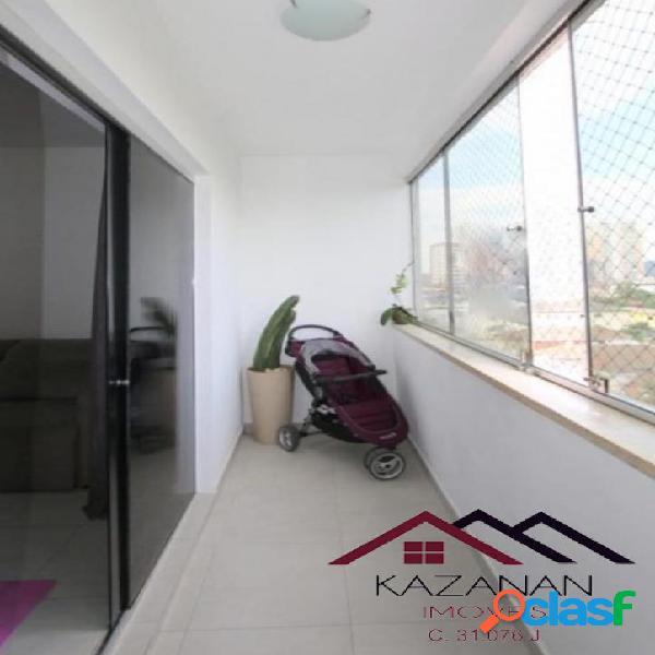 Apartamento de 2 dorms, 1 suíte, 1 vaga privativa na Ponta da Praia, Santos 2
