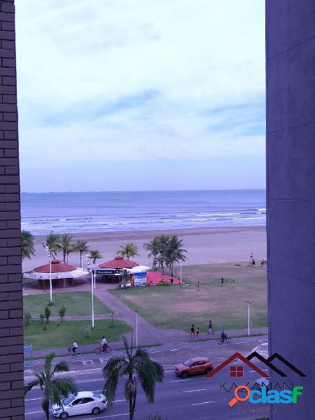 Vista mar 3 dormitórios 1 suíte itararé são vicente sp