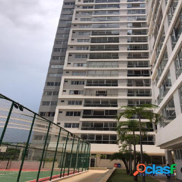 Apartamento do edifício terra mundi com 3 suítes