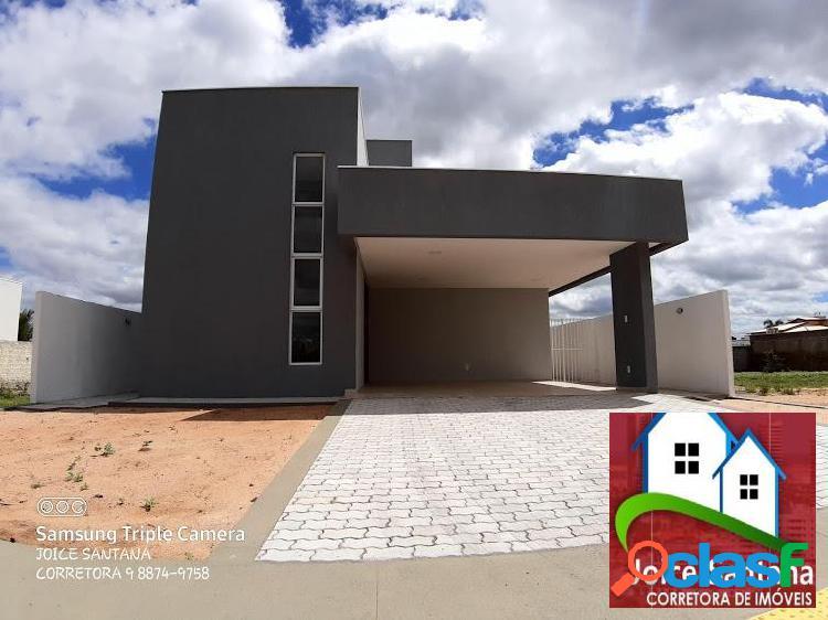 Vende-se uma linda casa no ninho residencial (nova)