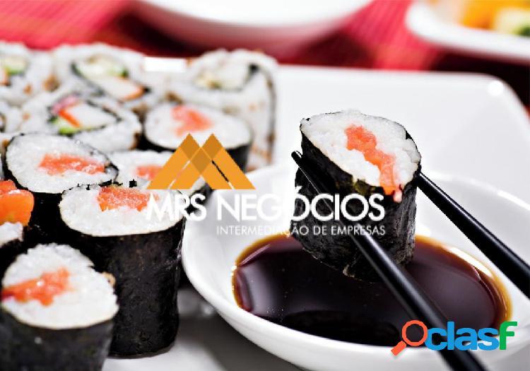 Mrs negócios - dois restaurantes japonês- à venda - poa/cachoeirinha