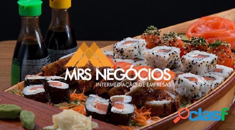 Mrs negócios - restaurante japonês à venda em alvorada/rs