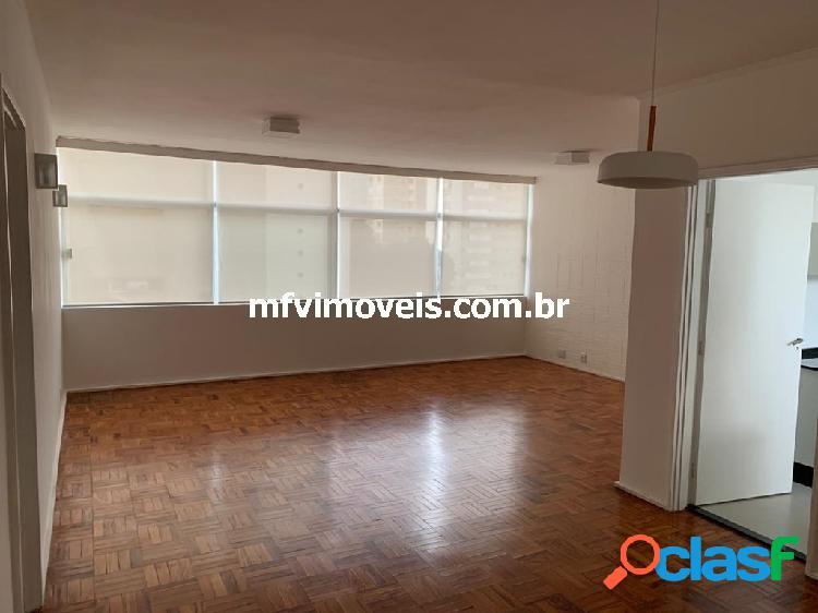 Apartamento reformado de 160m² e 3 quartos para aluguel no jd paulista
