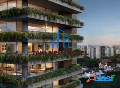 TAANA Três figueiras Apartamentos de 4 suítes 387m², 455m² e 853m².