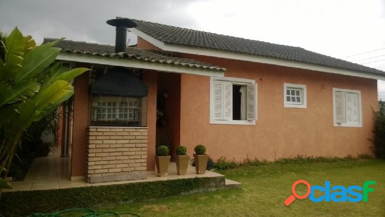 Casa a venda semi térrea terreno com 494,62 m² tarumã santana de parnaíba