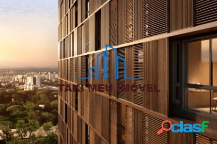 TAANA Três figueiras Apartamentos de 4 suítes 387m², 455m² e 853m². 2
