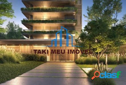 TAANA Três figueiras Apartamentos de 4 suítes 387m², 455m² e 853m². 3