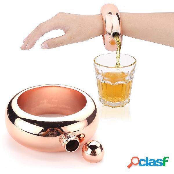 3.5oz pulseira de garrafa jóias para férias
