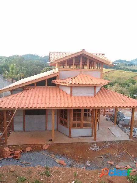 Chácara piracaia casa nova escriturada apenas r$ 320 mil!
