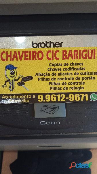 Chaveiro cic Curitiba