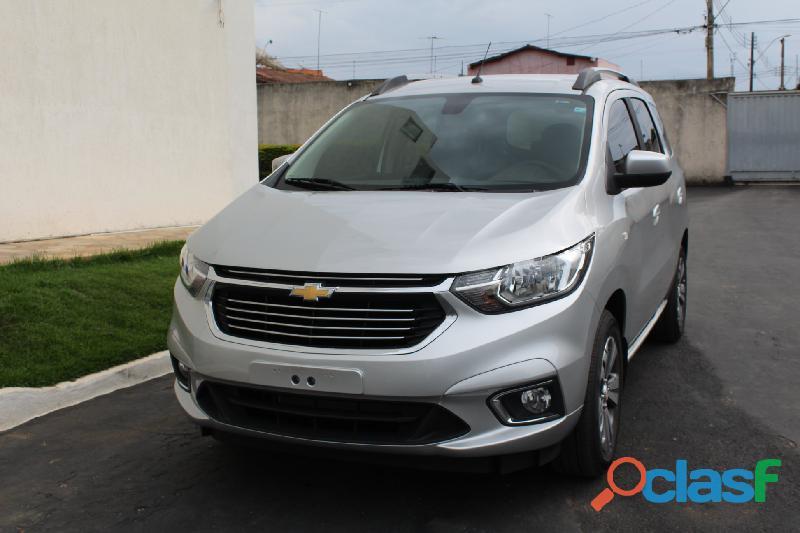 Chevrolet spin 1.8 ltz 8v flex 4p automático 2018/2019