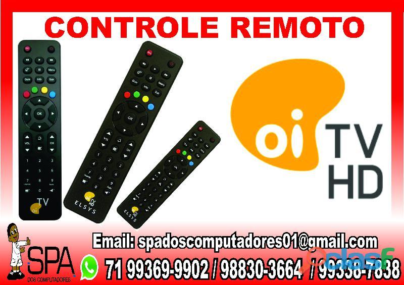 Controle remoto receptor oi tv hd em salvador ba