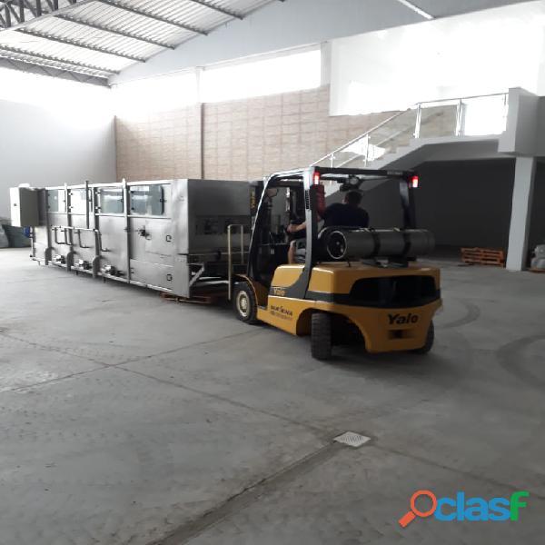 Vende se fonte de agua mineral, alugamos o prédio novo no RS Brasil 8