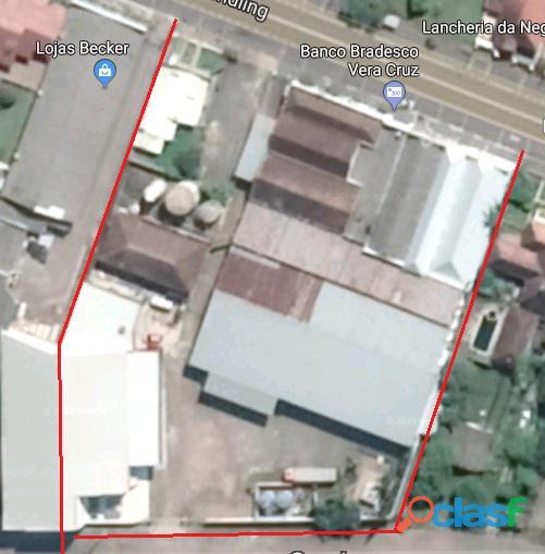 Vende se pavilhão industrial 4.769,08m2 próprio para indústria ou CD de Empresas. 7
