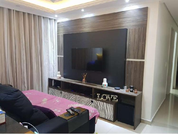Apartamento horto ype mobiliado 46m², com 02 dormitórios ,