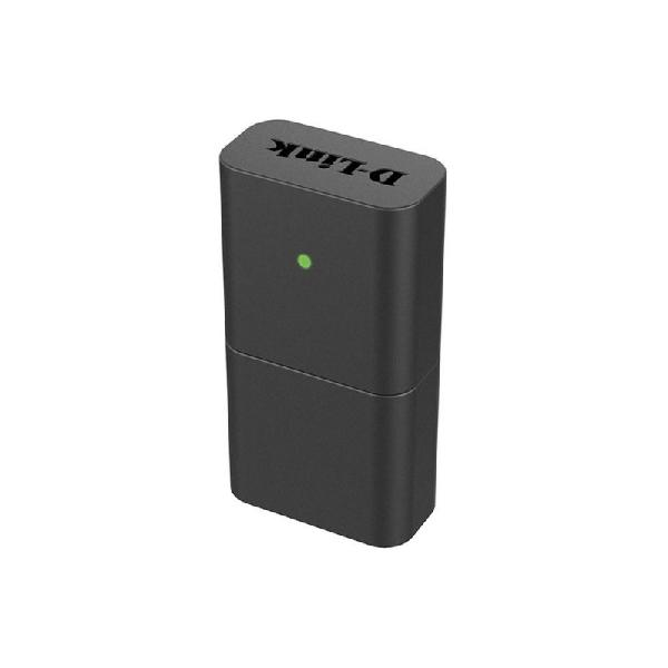 Adaptador d-link wireless usb 300mbps dwa-131 preto