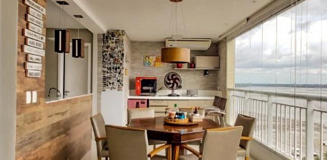 Apartamento alto padrão para venda em ponta d'areia são