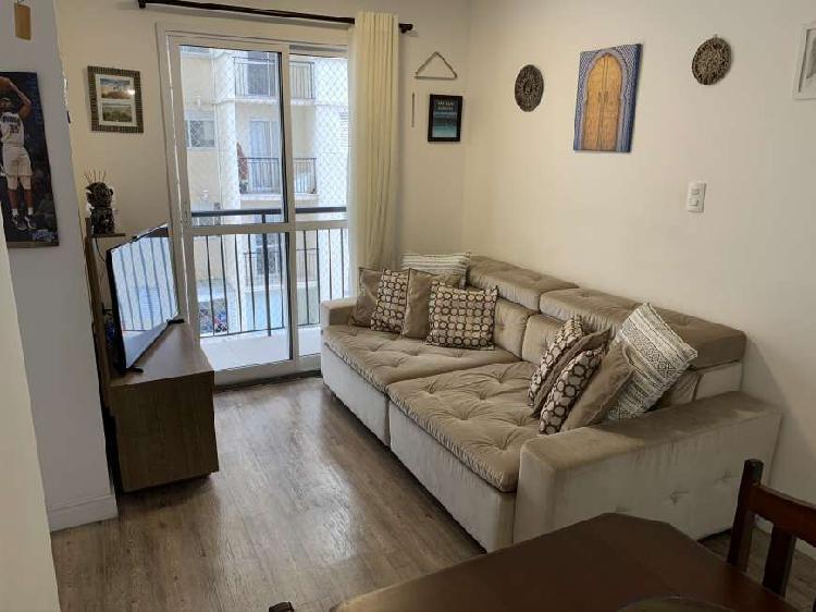 Apartamento para venda 48 metros quadrados com 2 quartos