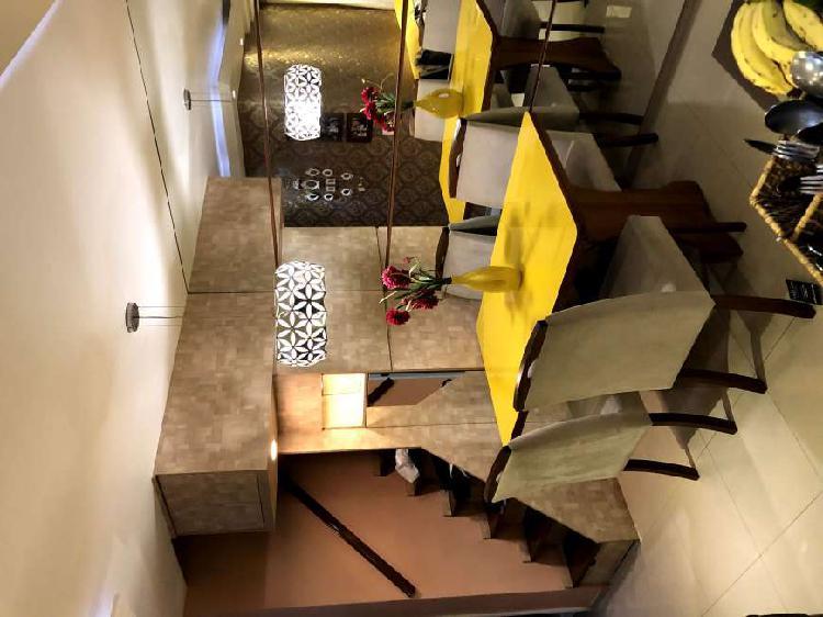 Apartamento para venda com 115 metros quadrados com 3