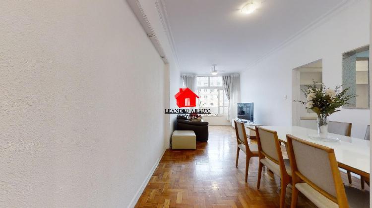 Apartamento à venda no copacabana - rio de janeiro, rj.