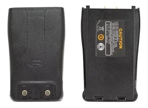 Bateria baofeng original walk talk bf888s 777s bf618 1500mah