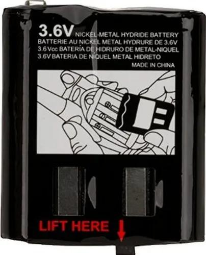 Bateria radio talkabout motorola 3,6v 600mah - super oferta