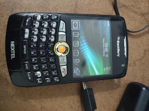 Blackberry nextel 8350i curve usado