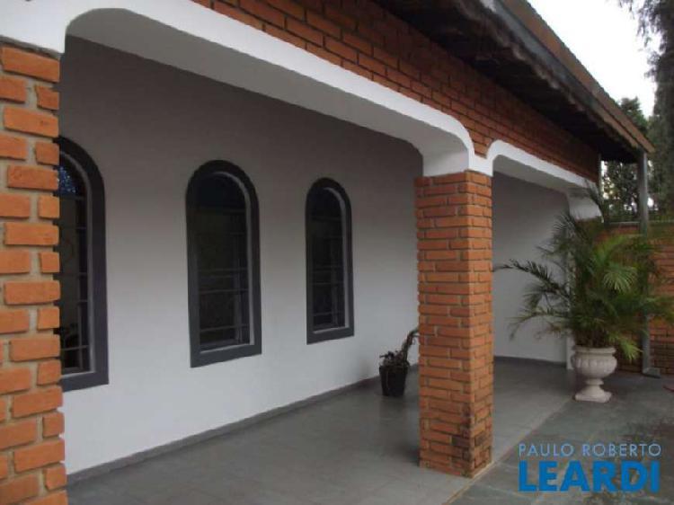 Casa térrea - centro - sp