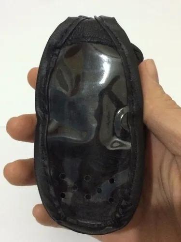 Capa couro flexível motorola talkabout mr350 / mj270 c/