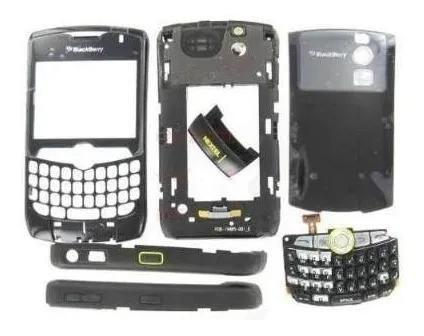 Carcaça completa original blackberry curve 8350i
