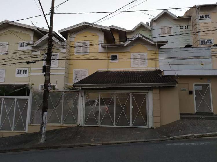 Casa de condomínio para venda com 132 metros quadrados com