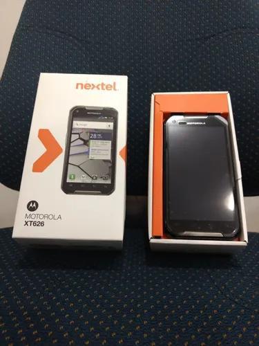 Celular Motorola Iron Rock Iden Xt 626 Lacrado C/