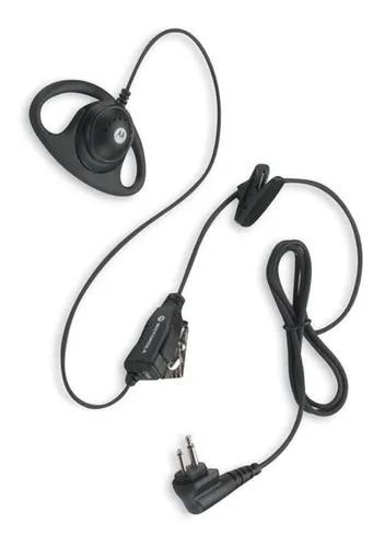 Fone ouvido ptt lapela radio motorola ep-450 dep450 csb 9068
