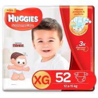 Fraldas huggies supreme care hiper xg