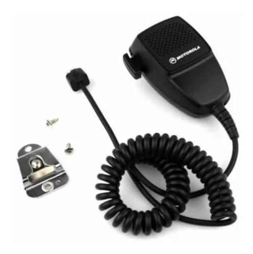 Kit 5x microfone ptt radio motorola pro5100
