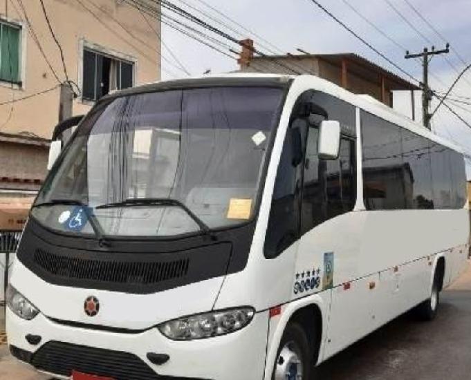 Micro onibus sênior m.benz lo-915 cód.6627 ano 2010