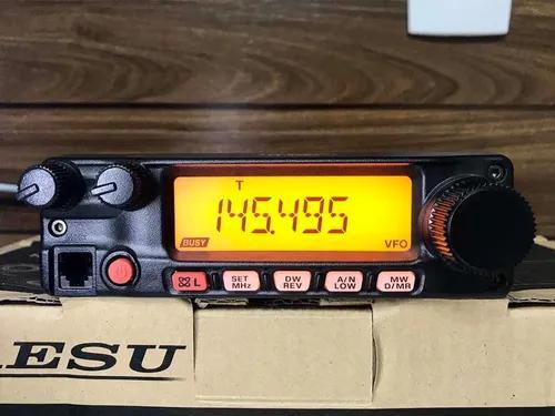 Radio amador yaesu ft 2980 r vhf icom kenwoo ñ dual band
