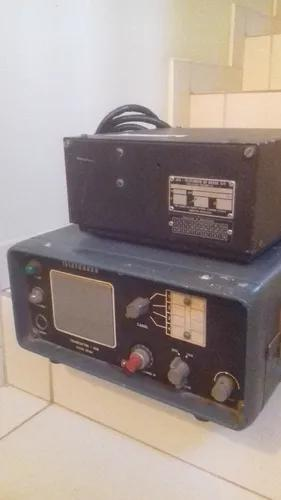 Radio antigo telefunken amador ssb cb ham